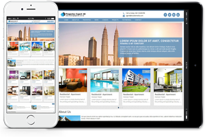With PropertyPages you don't just list your Property. You Present Your Property!